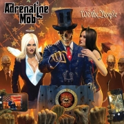 Adrenaline Mob - We the People (2LP+CD)