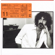Frank Zappa & The Mothers Of Invention - Carnegie Hall (4CD)