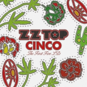 ZZ Top - Cinco: The First Five LPs (5LP Box Set)