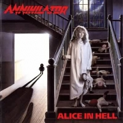 Annihilator - Alice In Hell (CD)