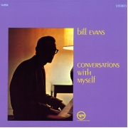 Bill Evans - Conversations With Myself (LP)