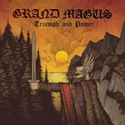 Grand Magus - Triumph And Power (LP)