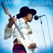 The Jimi Hendrix Experience - Miami Pop Festival (2LP)
