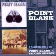 Point Blank - Point Blank / Second Season (CD)