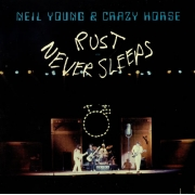 Neil Young & Crazy Horse - Rust Never Sleeps (CD)