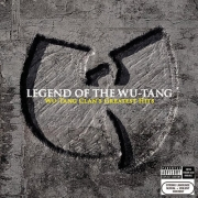 Wu-Tang Clan - Legend Of The Wu-Tang: Greatest Hits (CD)