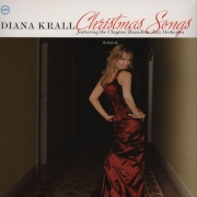 Diana Krall Featuring The Clayton/Hamilton Jazz Orchestra - Christmas Songs (LP)
