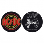 AC/DC - For Those About To Rock/High Voltage SLIPMAT