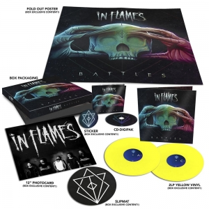 In Flames - Battles (CD/LP Box Set)