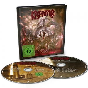 Kreator - Gods Of Violence (Digibook CD+DVD)