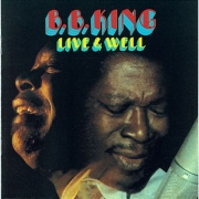 B.B. King - Live & Well (LP)