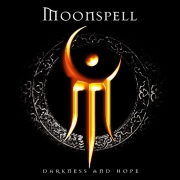 Moonspell ‎- Darkness And Hope (CD)