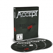 Accept - Restless And Live (DVD+2CD)