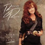 Bonnie Raitt ‎- Nick Of Time (LP)