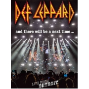 Def Leppard - And There Will Be A Next Time ...: Live From Detroit (DVD)
