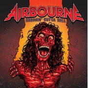 Airbourne - Breakin' Outta Hell (CD)