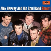 Alex Harvey And His Soul Band - Shout! (LP)