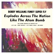 Bobby Williams ‎- Funky Superfly (CD)