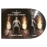 Black Star Riders - Heavy Fire (Picture Disc LP)