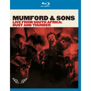 Mumford & Sons - Live From South Africa: Dust And Thunder (Blu-ray)