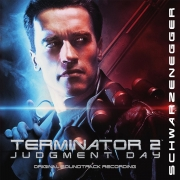 O.S.T. - Terminator 2: Judgement Day (CD)