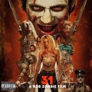Various - 31: A Rob Zombie Film O.S.T. (LP)