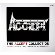 Accept - The Accept Collection (3CD Box Set)