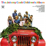 Johnny Cash - The Johnny Cash Children's Album (LP)
