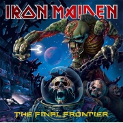 Iron Maiden - The Final Frontier (Digi CD)