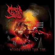 Morta Skuld - Wounds Deeper Than Time (LP)
