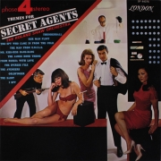 Roland Shaw & His Orchestra - Themes For Secret Agents (LP)