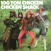 Chicken Shack - 100 Ton Chicken (LP)