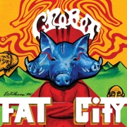Crobot - Welcome To Fat City (Coloured LP)