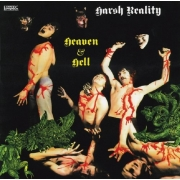 Harsh Reality - Heaven & Hell (CD)