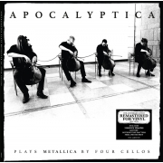 Apocalyptica - Plays Metallica: 20th Anniversary (2LP+CD)