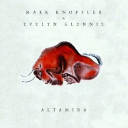 Mark Knopfler & Evelyn Glennie - Altamira O.S.T. (CD)