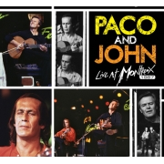 Paco & John - Live At Montreux 1987 (DVD+2CD)