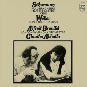 Alfred Brendel / Abbado / London Symphony Orchestra - Schumann: Piano Concerto In A Minor And Weber: Konzertstuck (LP)