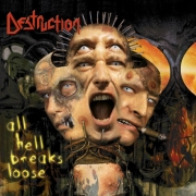 Destruction - All Hell Breaks Loose (CD)