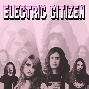 Electric Citizen - Higher Time (CD)