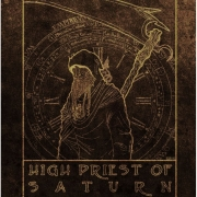 High Priest Of Saturn - High Priest Of Saturn (CD)