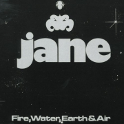 Jane - Fire, Water, Earth & Air (CD)