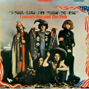 Country Joe And The Fish - I Feel Like I'm Fixin' To Die (CD)