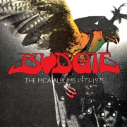 Budgie - The MCA Albums 1973-1975 (3CD Boxset)