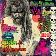Rob Zombie - The Electric Warlock Acid Witch Satanic Orgy Celebration Dispenser (LP)