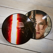 O.S.T. - Star Wars: The Force Awakens (Picture Disc 2LP)