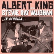 Albert King / Stevie Ray Vaughan - In Session (CD+DVD)