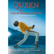 Queen - Live At Wembley Stadium (25th Anniversary 2DVD Edition)