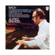 Alfred Brendel - Bach: Italian Concerto And Chromatic Fantasy And Fugue (LP)