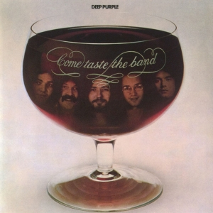 Deep Purple - Come Taste The Band (Coloured LP)